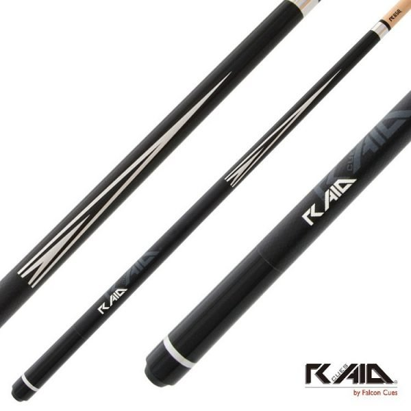 Raid pool Cues Colorz H Black