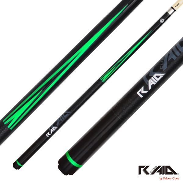 Raid Cues Colorz H Green