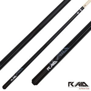 raid colourz S pool cues black