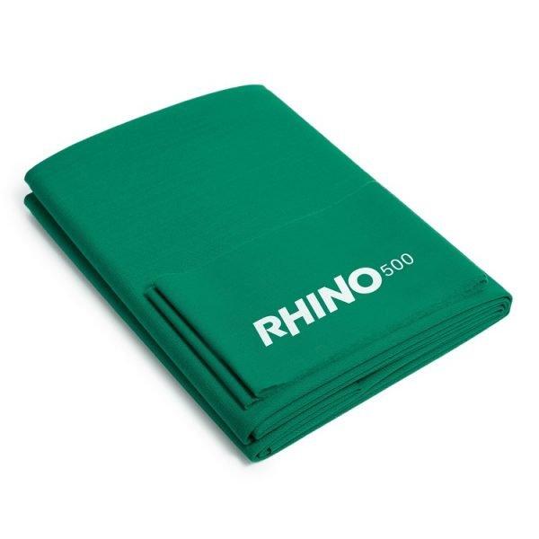 Rhino 500 Pool Table cloth green