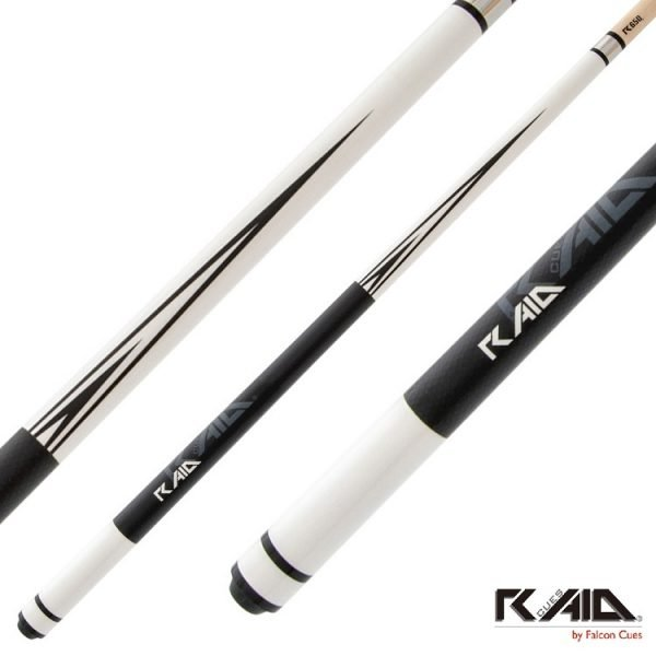 Raid Cues Colorz H White