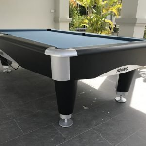 rhino sport 9ft second hand pool table